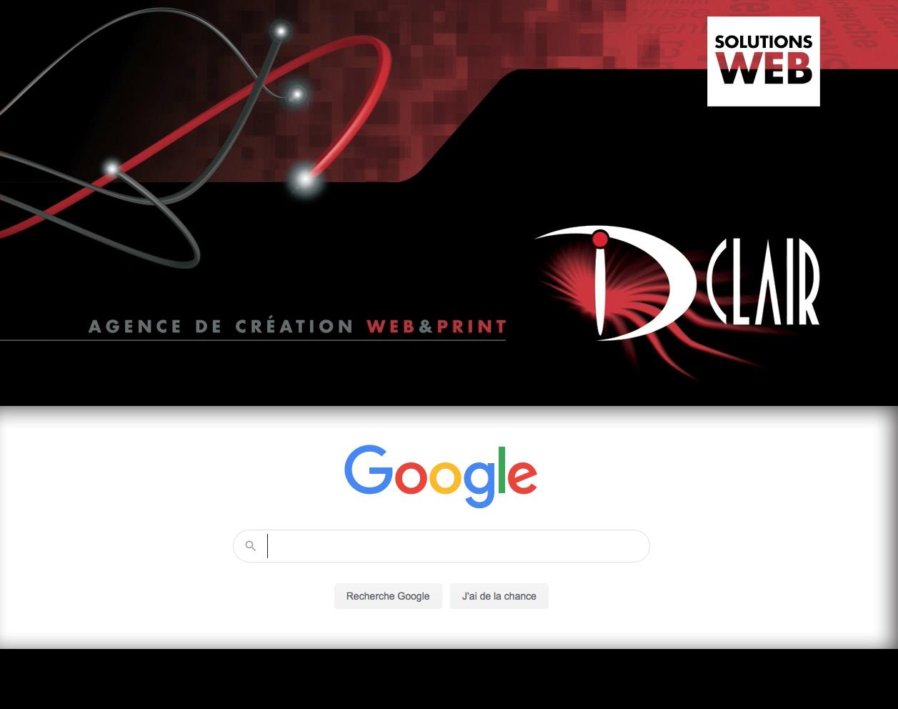 premiere page Google à Bourges